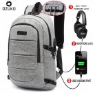 """NEW 15.6inch Laptop Backpack Men""""""""s Waterproof USB Charge Business Travel Backp"""