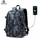 "NEW New Style High Quality PU Leather Men""""s Backpacks Fashion Trend Laptop Men"