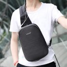 NEW Anti theft Crossbody Bag Casual Men Chest Bag Waterproof Sling Shoulder
