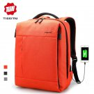 2018 NEW Brand USB Charge Men Backpack Anti theft Waterproof Mochila Noteboo