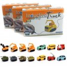 Follow Any Drawn Line Magic Pen Inductive Toy Car Truck Bus Tank Model Fangle