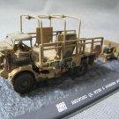 WARMASTAR 1:72 BEDFORD QL WITH 6 GUNNER EGYPT 1942 Tank Diecast Model Toy