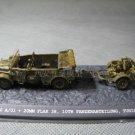 WARMASTER 1/72 WWII German steyr heavy-duty jeep 20mm Flak38 anti-aircraft guns