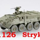 Easy Model 1/72 US M1126 Stryker Armored fighting Infantry Carrier vehicle#35050