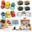 Magic Pen induktive Car Tank Truck Automatik Follow-Line du ziehst Kids Toys