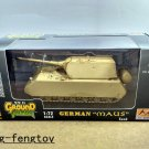 "Trumpeter 36206 1/72 """"Rat"""" Tank - German Army Model Kit"