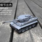 1:72 Scale GERMAN TIGER I WWII Tank Diecast Military Armor Model Collection