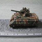 WARMASTER 1/72  M163 A1 VULCAN line-of-tracki<wbr/>ng PANAMA Tank Diecast Model