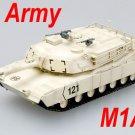 Easy Model 1/72 US Army M1A1 Abrams Main Tank Kuwait 1991 #35030