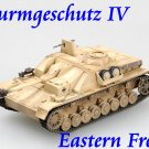 Easy Model 1/72 Germany Sturmgeschutz IV Eastern Front 1944 Tank Model #36131