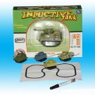 Great Follow Any Drawn Line Magic Pen Inductive Toy Car Tanks Tank Model +Pen
