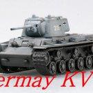 Easy Model 1/72 Germany KV-1 Heavy Tank Model 1941 Plastic Tank Model #36293