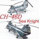 Easy Model 1/72 US CH-46D Sea Knight Helicopter HC-3 DET-104 154000 #37001