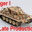 Easy Model 1/72 Germany Tiger I (Late) Schwere SS Pz.Abt.102, Normandy 1944
