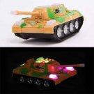 Lights  Universal  Tank  Music  New  1 Pcs  Toys Model  Military