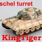 Easy Model 1/72 Germany KingTiger(Hens<wbr/>chel turret) Schwere SS.Pz.Abt.503 #