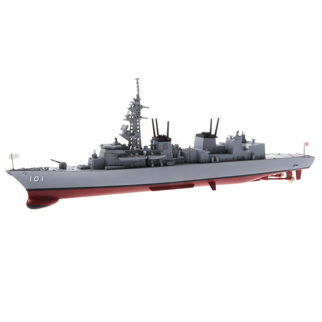 1/900 Japan Murasame DD-101 Destroyer Diecast Ship Vehicle Model Collection