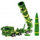KDW 1/64 Scale Diecast DF-31A Intercontinent<wbr/>al Ballistic Missile Launchers