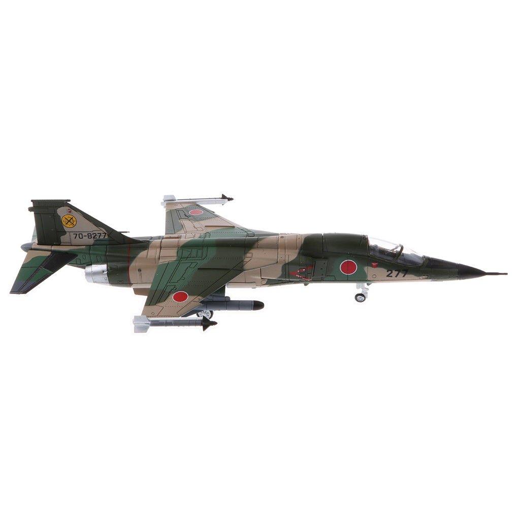 1:100 Japan JASDF Air Force Supersonic F1 Military Warplane Airplane Kid Toy