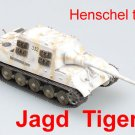 Easy Model 1/72 Germany Jagd Tiger (Henschel) s.Pz.Jag.Abt.6<wbr/>53 NO. 332#361