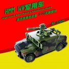 1:72 HMMWV M1046 2006 Military Hobbies Tank Vehicle Diecast Models Toys