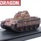 Dragon 60594 1/72 WWII German Flakpanzer 341 mit 2cm Flakvierling Nuremberg Tank