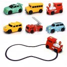 Magic Mini Pen Inductive Toy Car Truck Tank Model Series Puzzle Follow Any Line