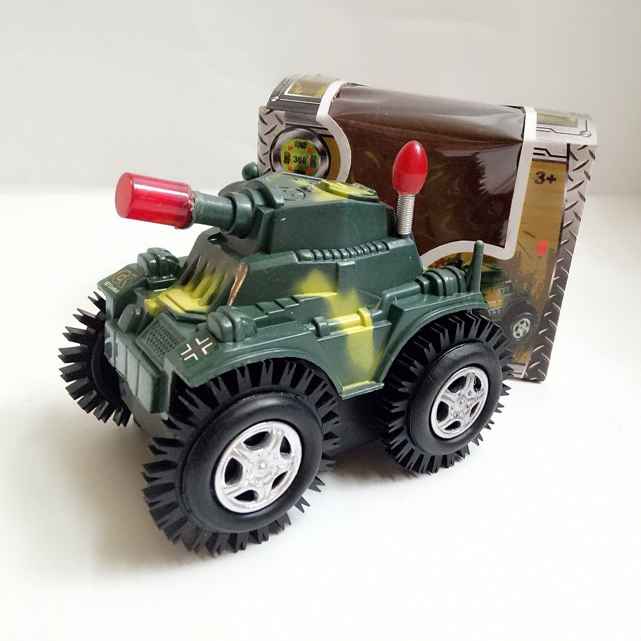 Military Land Panzer Tank Armor Toy Electric Gift Superior Ultimate Chariots New