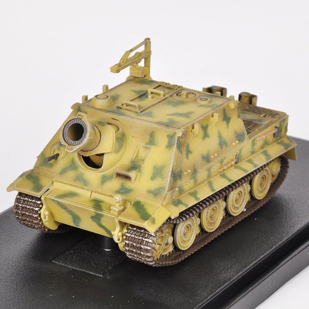 Dragon 60460 1/72 WWII German Sturmtiger, Germany 1945 Tank Model Colllection