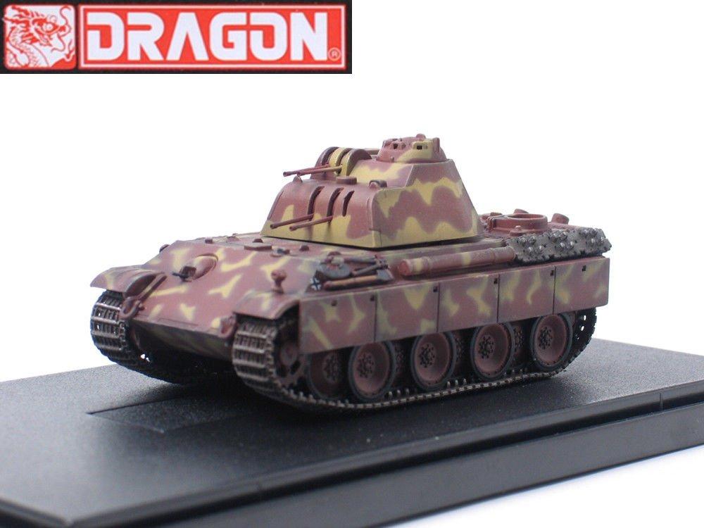 Dragon 60594 1/72 WWII Flakpanzer 341 mit 2cm Flakvierling Nuremberg Tank Toy