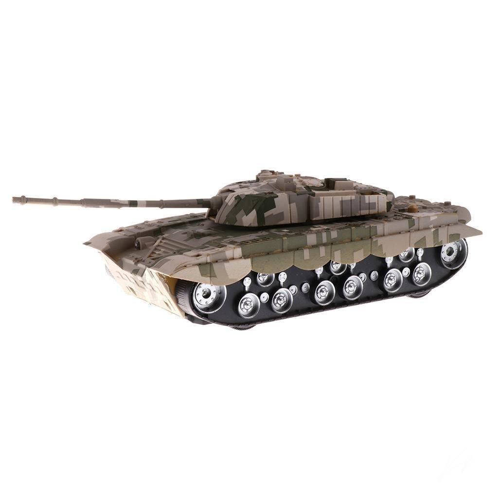 Giocattoli in miniatura modello veicolo esercito T-99 scala navale cinese