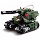 Soviet Military Tank Building Block 103pcs Hammer Christmas gift Toy laser Brick