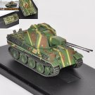 1:72 Dragon WWII Zwilling Flakpanzer Germany 1945 Tank Models Car Toy Collection
