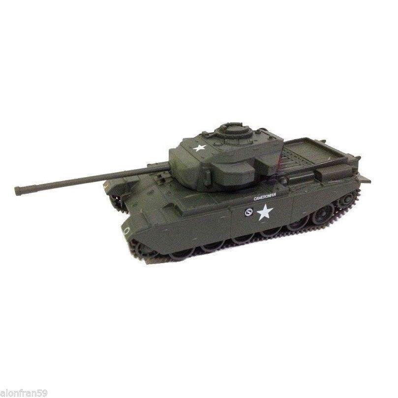 battle tanks IXO Scale 1:72 Centurion MK III Diecast Model CV0035