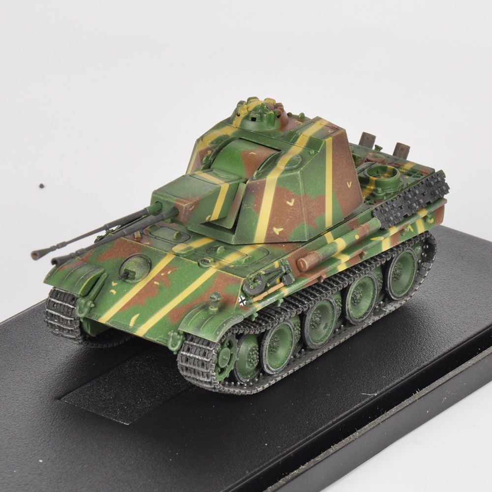 Dragon 60643 1/72WWII 5.5cm Zwilling Flakpanzer Tank Western Front Tank Gift