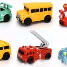 Magic Follow Any Drawn Line Pen Inductive Toy Car Truck Tank Model Gifts B4