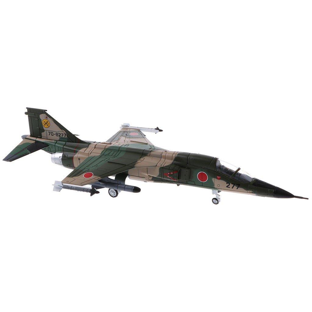 Japan JASDF F-1 Supersonic Rei-Sen Warplane 1:100 Military Plane Model Toys