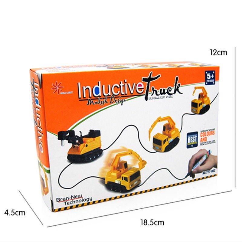 Inductive track - Original Magic Toy Truck