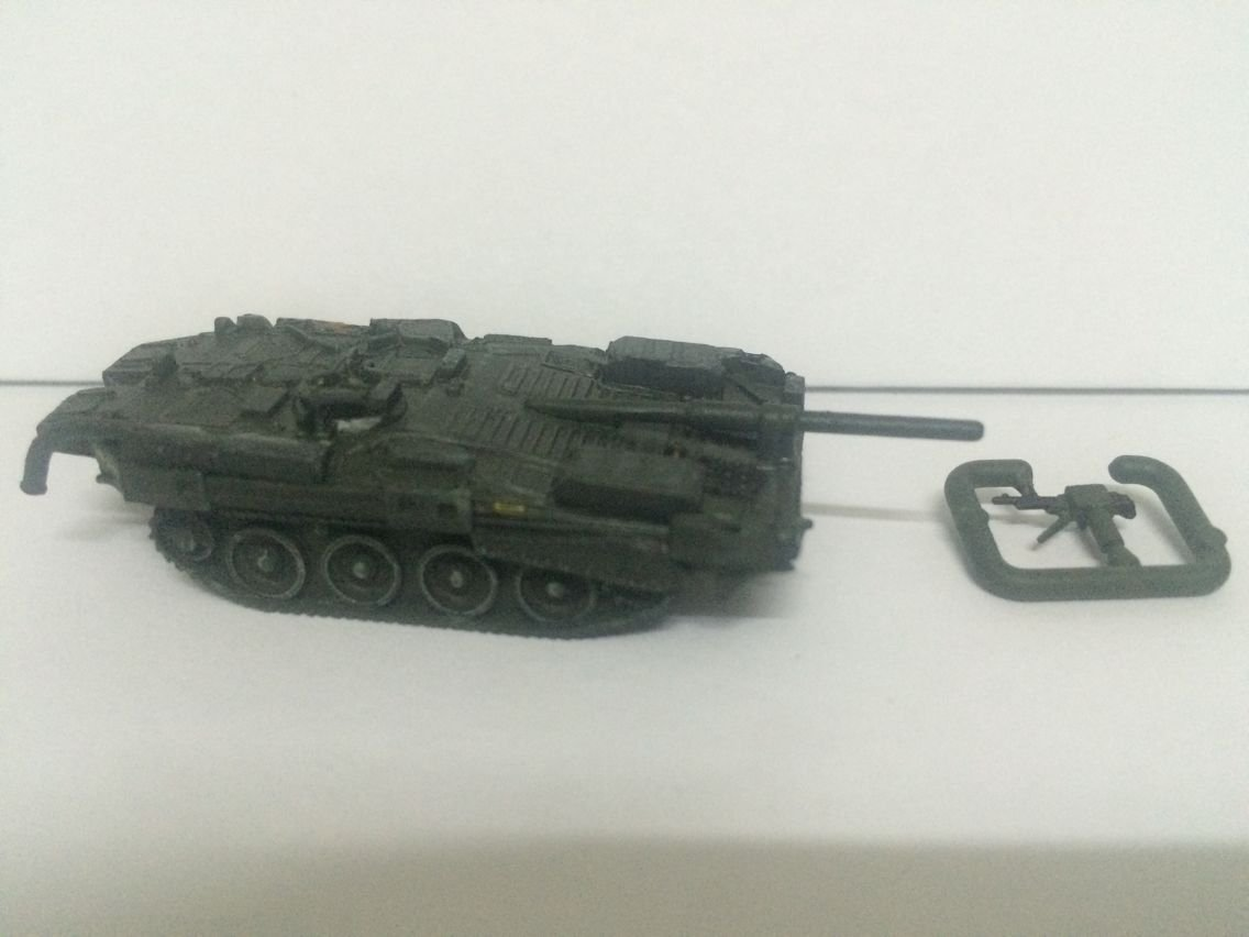 TAKARA - PANZERTALES - WORLD TANK MUSEUM MODEL 05 - MINI TOY CAR