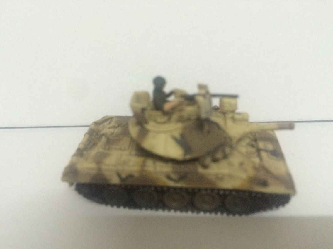 TAKARA - PANZERTALES - WORLD TANK MUSEUM MODEL 02 - MINI TOY CAR