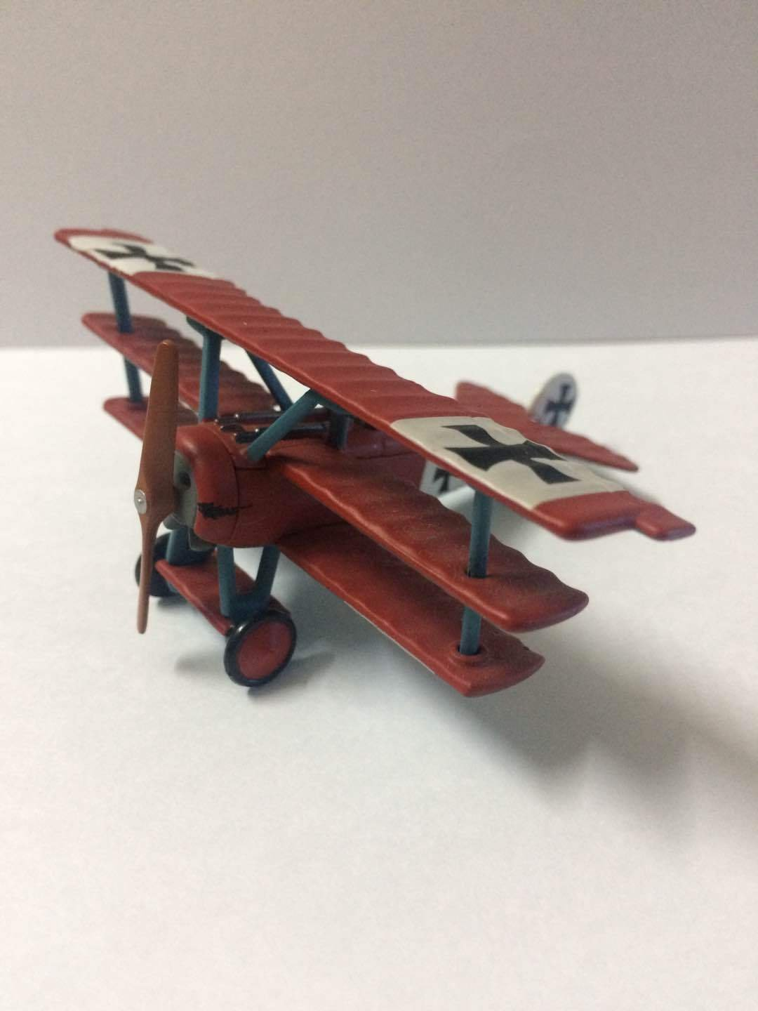 Corgi CS90612 - FOKKER DR1 WWI CENTENARY COLLECTION