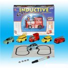 NEW 1PC Magic Toy Truck Inductive Car Construction Cars Truck Free Shipping