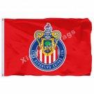 Chivas USA Flag 3ft X 5ft Polyester MLS Chivas USA Banner Flying Size No.4 144*
