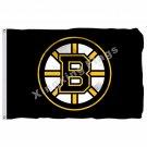 Boston Bruins Flag 3ft x 5ft Polyester NHL Banner Boston Bruins Flying Size No.4