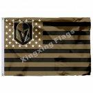 Vegas Golden Knights flag 3FTx5FT Banner 100D Polyester NFL Flag s