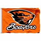 Oregon State Beavers Flag 3ft x 5ft Polyester NCAA Banner Oregon State Beavers F