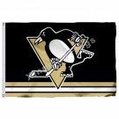 Pittsburgh Penguins Flag 3ft X 5ft Polyester NHL Banner Pittsburgh Penguins Flyi