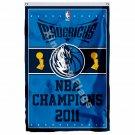 Dallas Mavericks World Champions Flag 3ft X 5ft Polyester NBA1 Banner Flying Siz