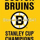 NHL Boston Bruins Stanley Cup Champions 1972 Flag 3ft x 5ft Polyester NHL Team B