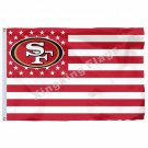 San Francisco 49ers Flag 3x5''